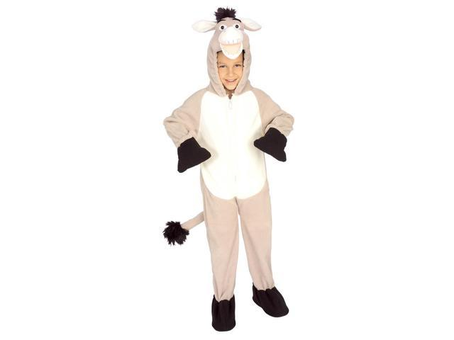 Shrek 4 Donkey Deluxe Child Costume Small