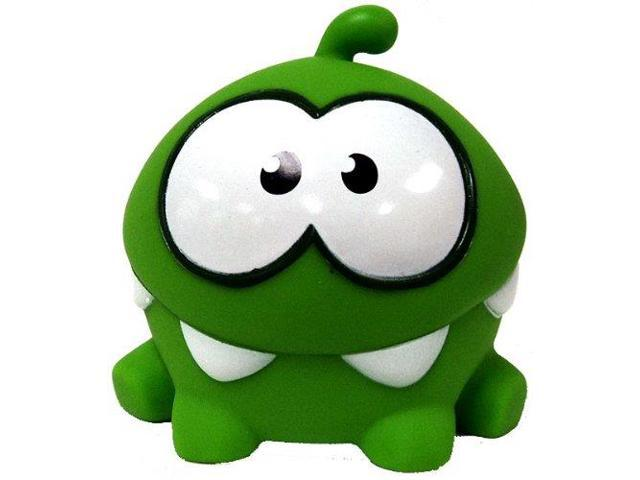 """Cut The Rope 3"""" Mini Collectible Figure: Happy Om Nom"""