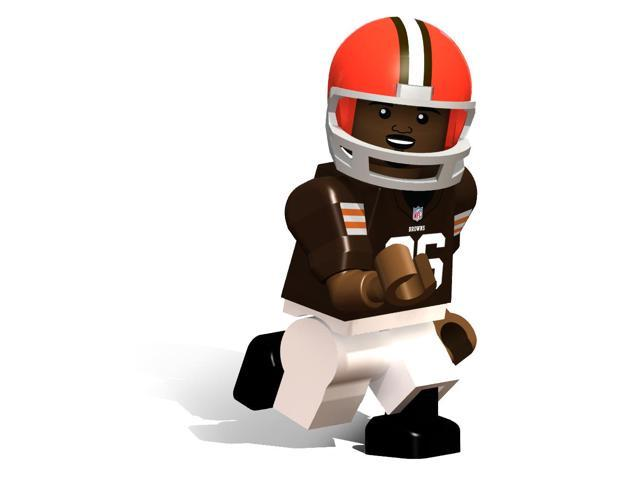Cleveland Browns NFL OYO Minifigure Willis McGahee