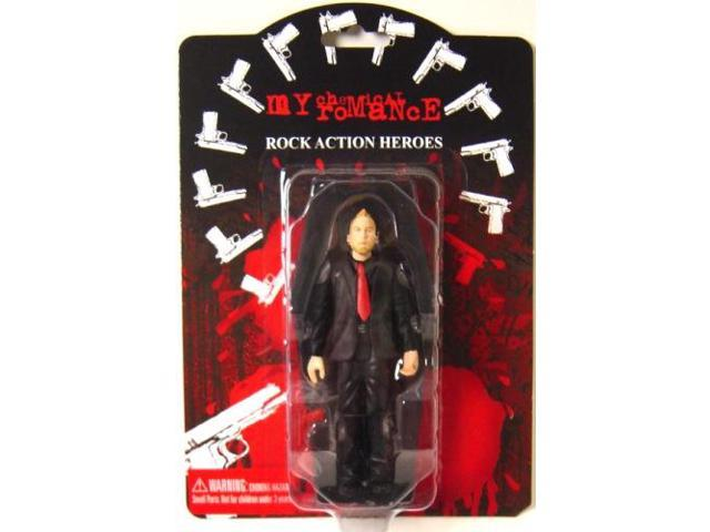 My Chemical Romance Figure Bob Bryar