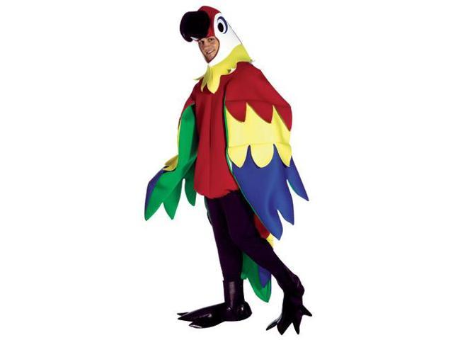 Parrot Adult Deluxe Costume