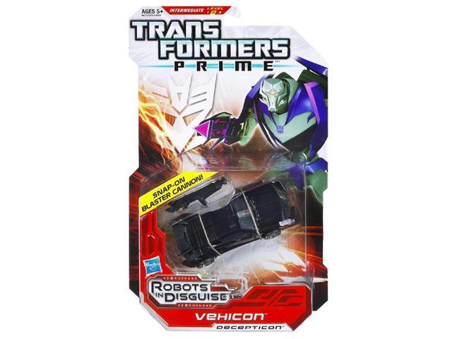 Transformers Prime Deluxe Hub Version: Vehicon