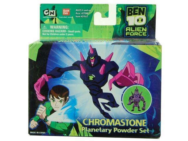 Ben 10 Planetary Powder Set Chromastone