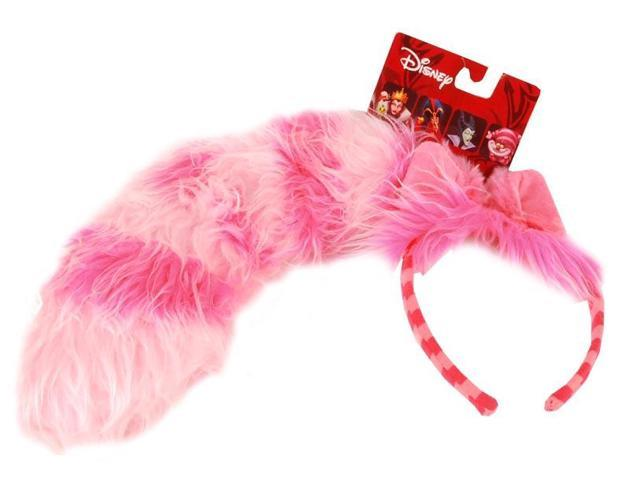 Disney Alice In Wonderland Cheshire Cat Ears And Tail Costume Set