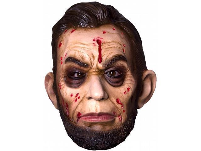 Abe Zombie Costume Mask Adult