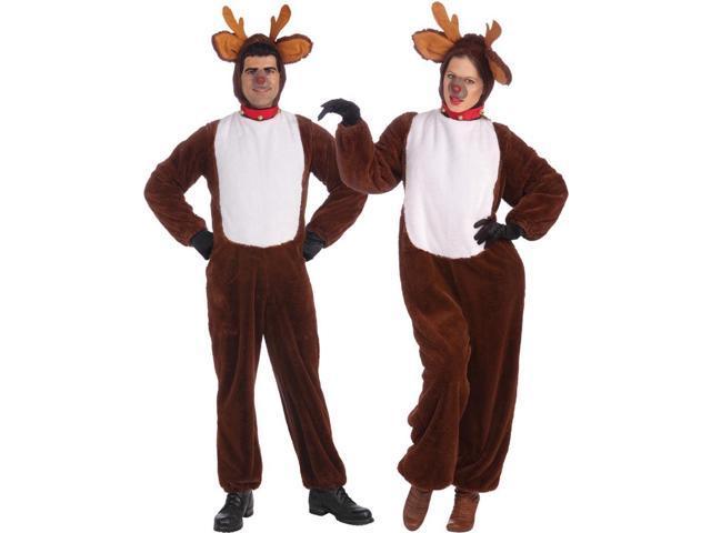 Reindeer Adult Costume Unisex Standard