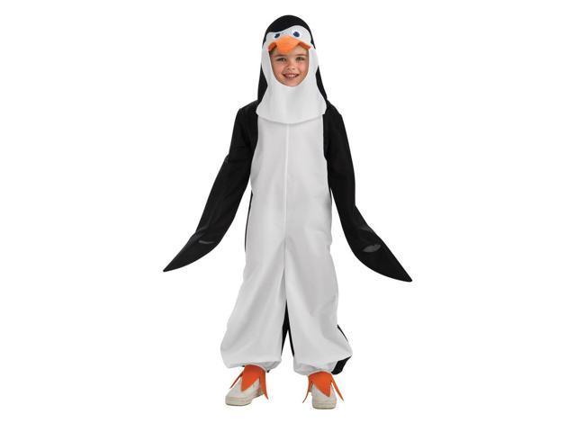 Penguins Of Madagascar Penguin Skipper Costume Child Toddler 2T-4T