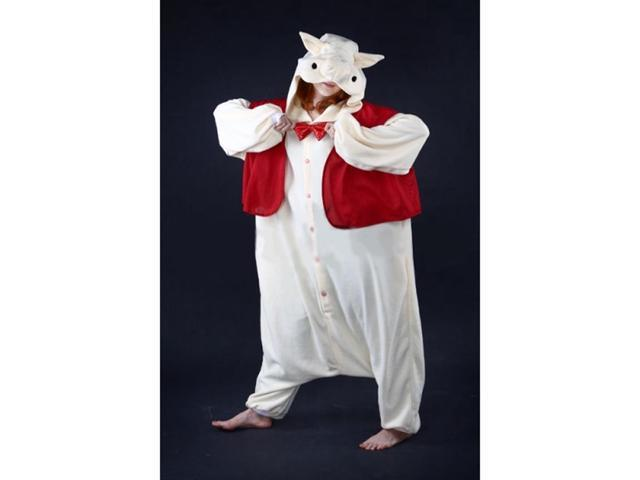 Pink Pig Kigurumi Cushzilla Animal Adult Anime Costume Pajamas Standard