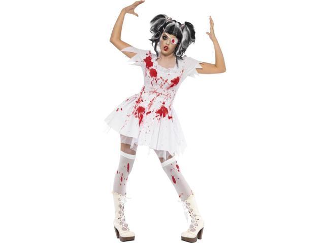 Horror Dolita Costume Dress Adult Small