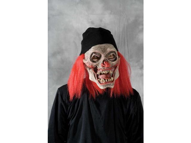 Cryptic Clown Costume Mask