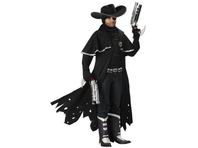 Darkwatch Jericho Cross Deluxe Costume Child Large