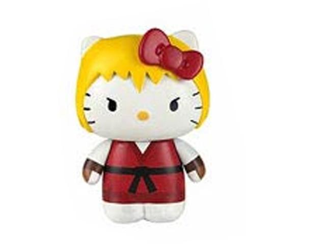 Street Fighter X Sanrio Mobile Plug Charm Ken