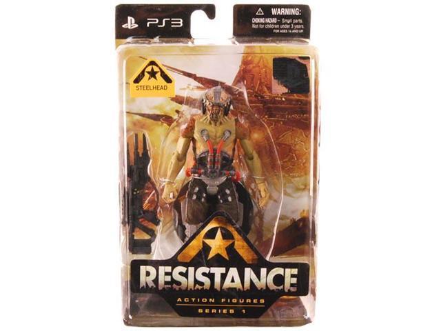 Resistance Series 1 Figure Steelhead