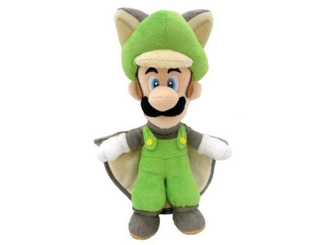 Super Mario Bros Flying Squirrel Luigi 9