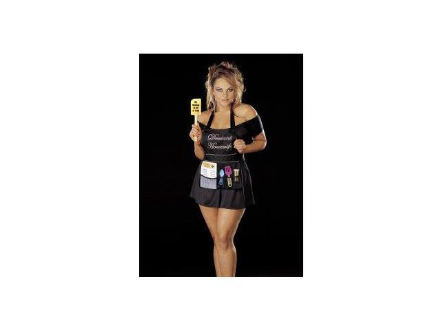 Sexy Deviant Housewife Adult Costume XXX-Large