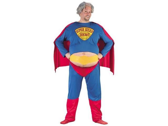 Superd American Hero Adult Costume Standard