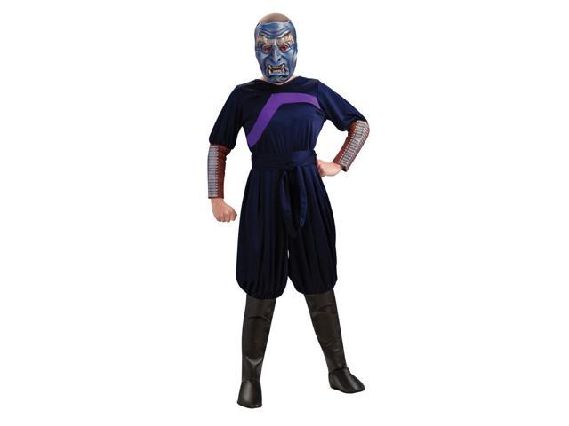 The Last Airbender Deluxe Blue Spirit Costume Child Large