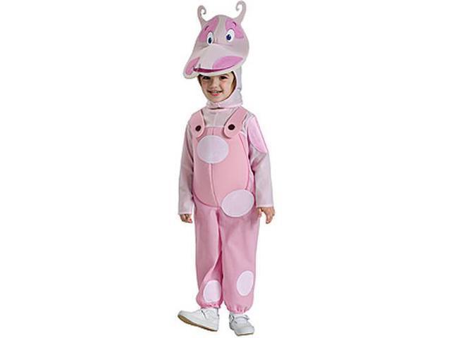 Backyardigans Uniqua Costume Child Toddler 2T-4T