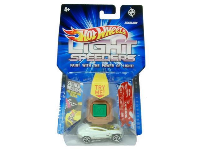 Hot Wheels Light Speeder Accelium
