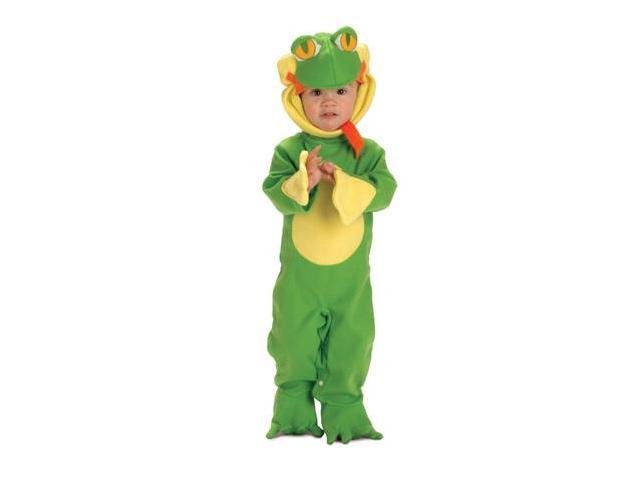 Frog Toad Romper Costume Toddler 6-12 Months
