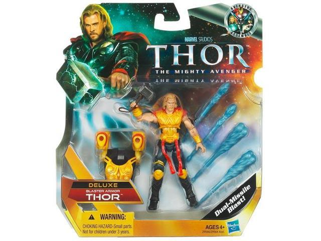Thor Deluxe Action Figures Blaster Armor Thor