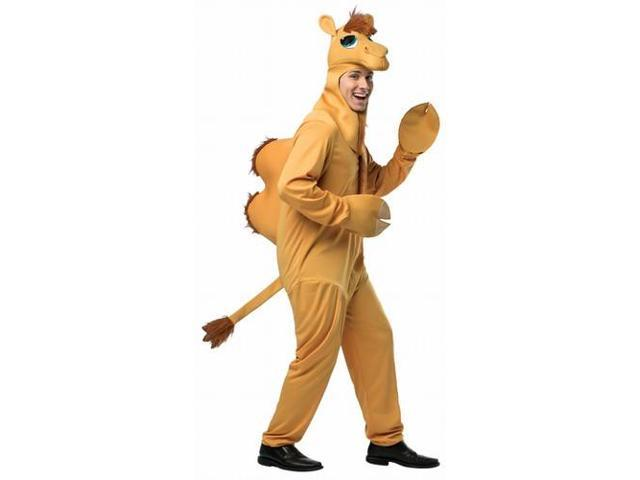 Camel Adult Costume One Size Fits Most