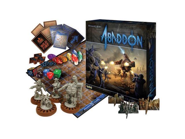 Abaddon Board Game
