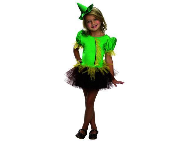 Wizard Of Oz Scarecrow Tutu Child Costume Small