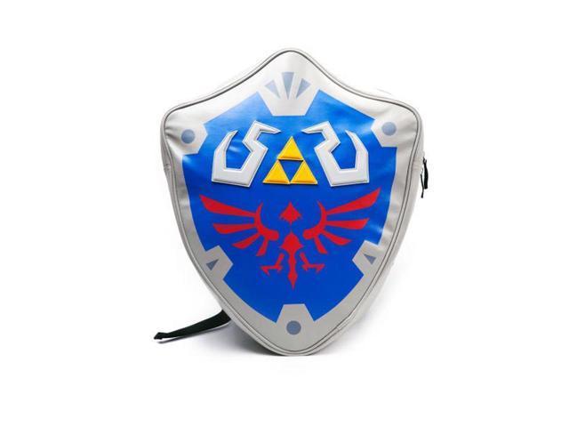Nintendo Legend of Zelda Link Hylian Shield 3D Backpack Bag