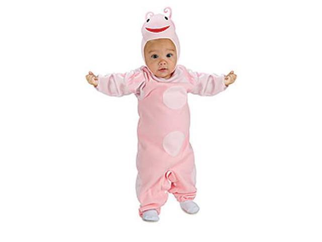 Backyardigans Uniqua Ez-On Romper Costume Infant 6-12 Months