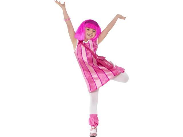 Lazy Town Stephanie Costume Child Toddler 2T