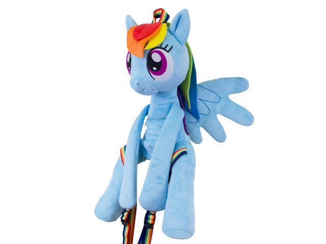 My Little Pony Rainbow Dash Adjustable Character Backpack