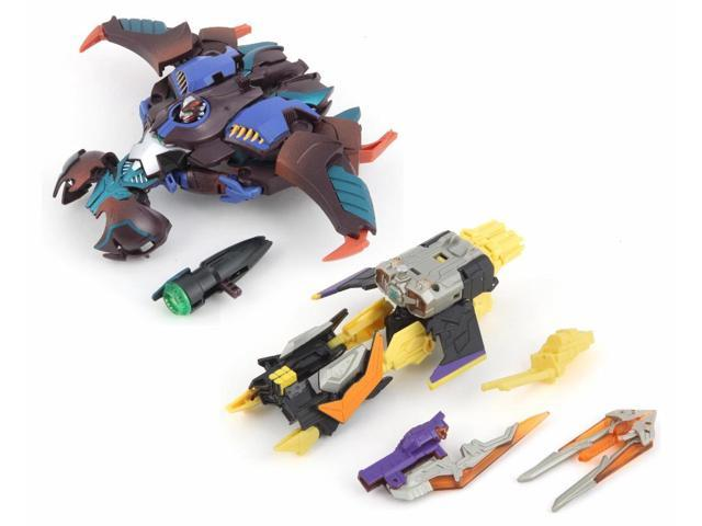 Transformers BotCon 2014 Pirate Hunter & Brimstone Souvenir Figure Set