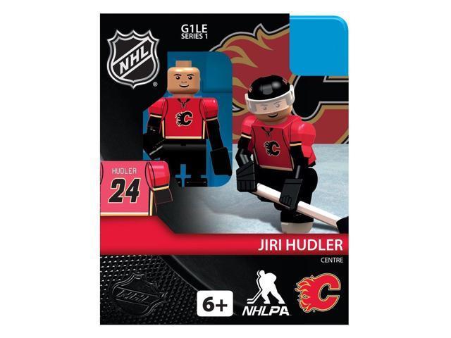 Calgary Flames NHL OYO Minifigure Jiri Hudler