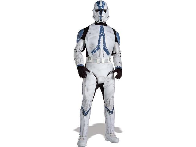 Deluxe Clone Trooper Adult Costume Standard