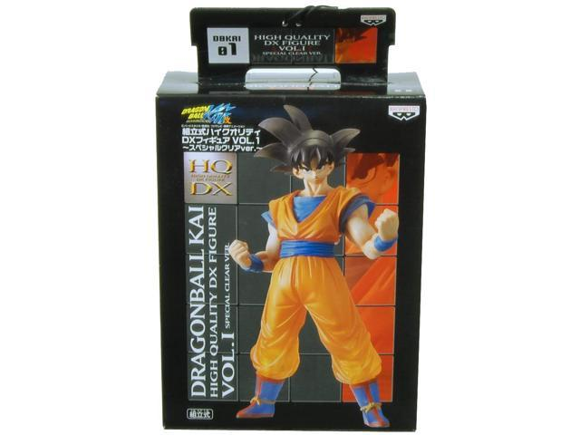 Dragon Ball Kai DX Special Clear Version Son Gokou Volume 1 Figure