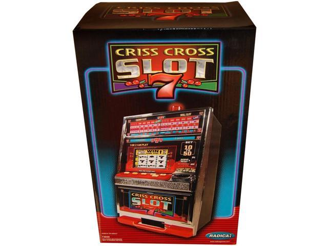 Criss Cross Slot Bank