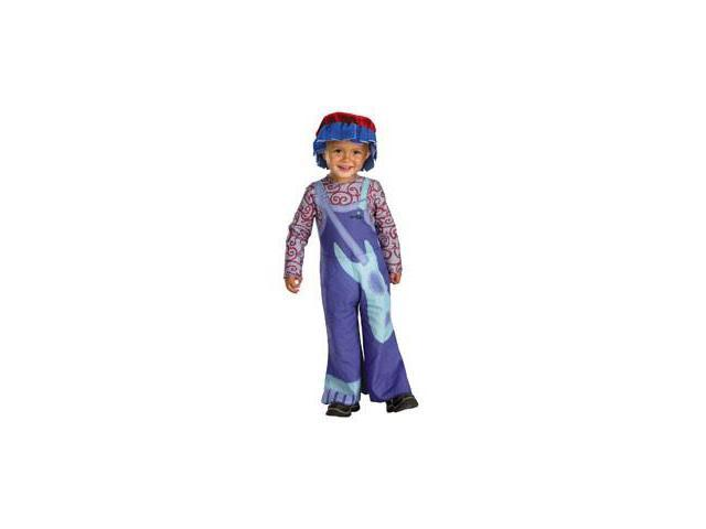 Doodlebops Rooney Toddler Costume Small 2T