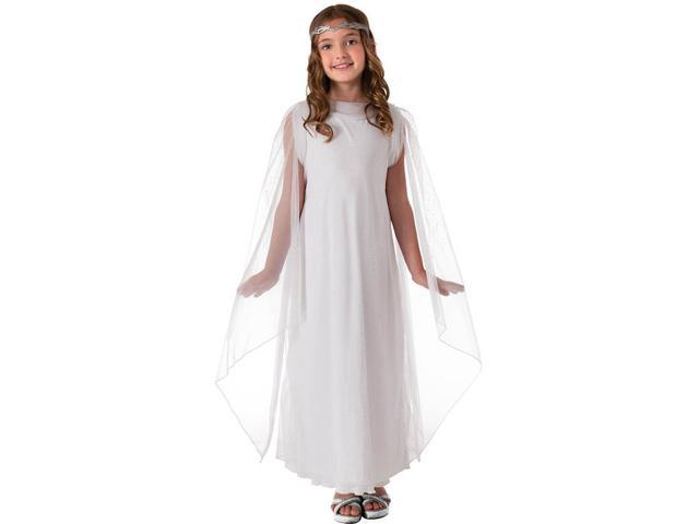 The Hobbit Galadriel Dress Costume Child Large