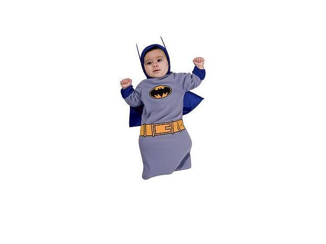 Batman Brave And Bold Batman Bunting Costume Newborn 0-9 Months