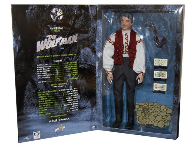 The Wolf Man Bela 12