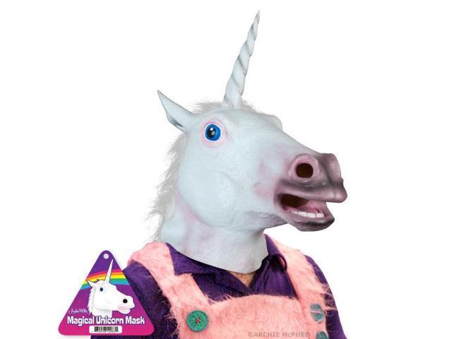 Magical Unicorn Costume Mask