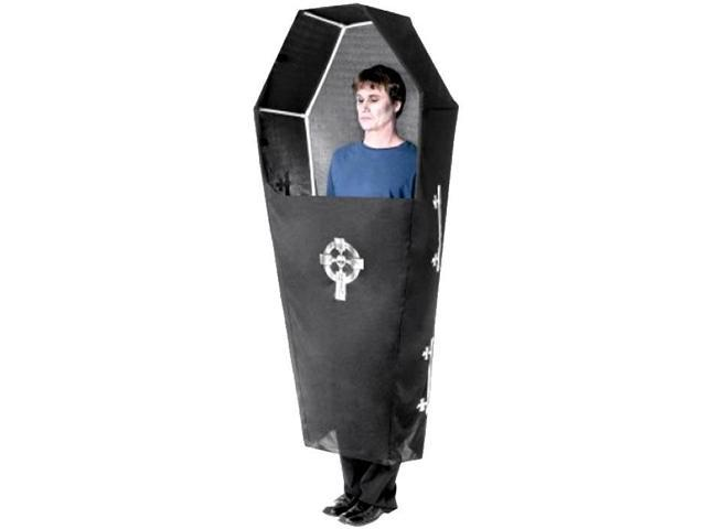 Deluxe Coffin Costume Adult Standard