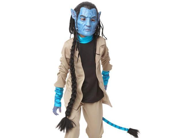 Avatar Child Costume Wig Jake