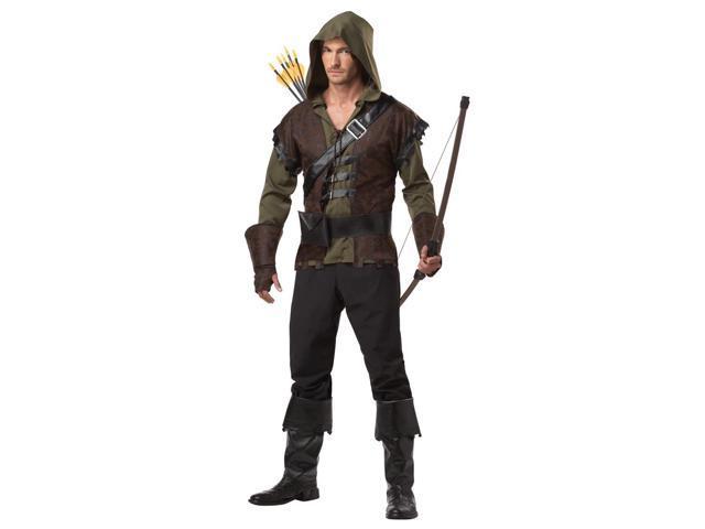 Robin Hood Costume Adult Large