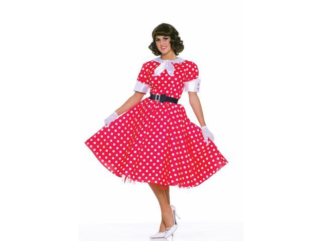 50's Housewife Costume Adult Standard