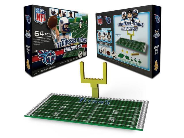 Tennessee Titans NFL Endzone Set