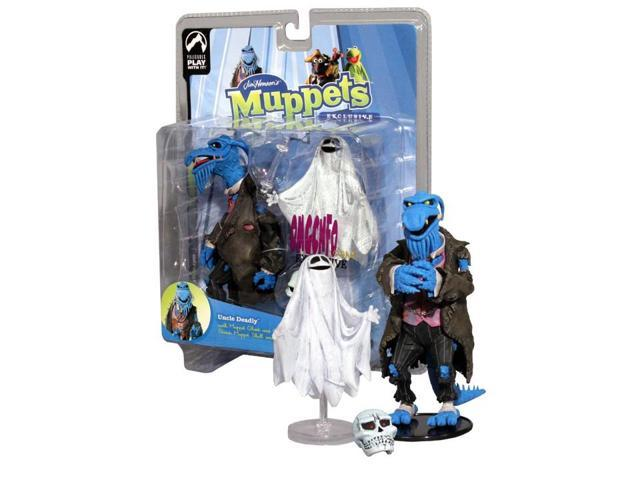 The Muppets Show Uncle Deadly Exclusive Figure Steppin Out