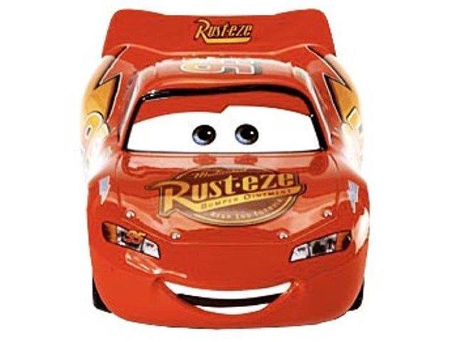 Disney Pixar Cars 1:24 Die-Cast Mcqueen Lighting