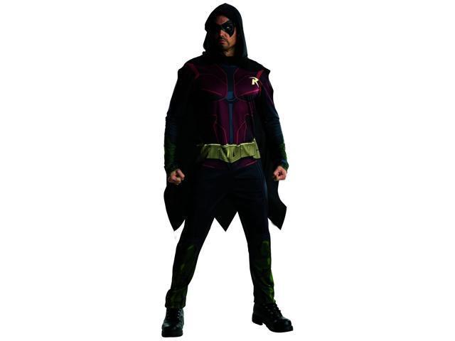 Arkham Franchise Batman Robin Adult Costume Medium